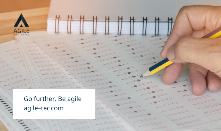 Go further, Be agile